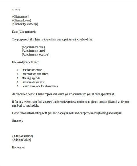 appointment letter template    premium