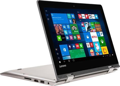 "Best Buy: Lenovo 2in1 11.6"" TouchScreen Laptop Intel"