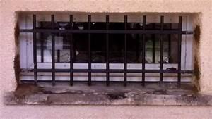 Barreau Securite Fenetre : grilles de d fense et de s curit youtube ~ Premium-room.com Idées de Décoration