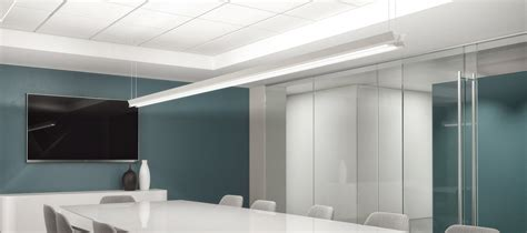 Led Lighting For Meeting Room by Conference Room Focal Point Lights