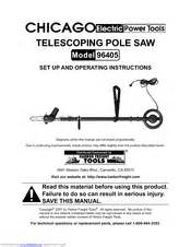 harbor freight tools electric pole saw harbor wiring