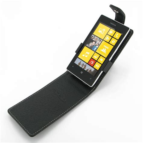 Flip Leather Nokia 520 nokia lumia 520 leather flip top pdair sleeve