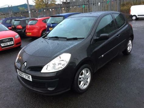 Renault Clio 2007 by 2007 Renault Clio 1 2 16v Hatchback 3dr Petrol