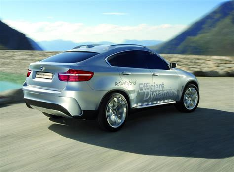 2008 Bmw Concept X6 Activehybrid Picture 198020 Car