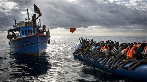 Libya To Italy By Boat 2017 by The Deadly Crossing The New Republic
