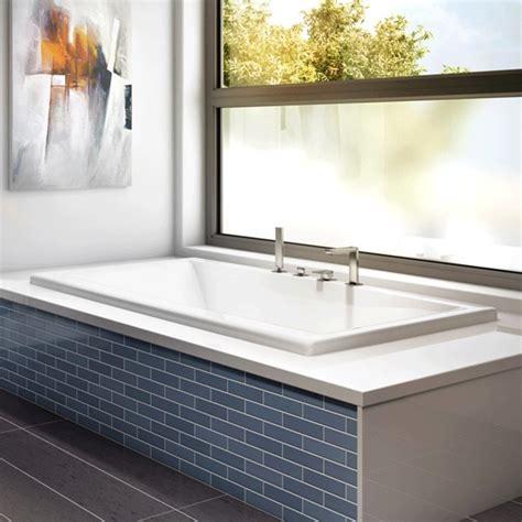 Large Drop In Tub by Neptune Jade 3872 Tub Whirlpool Air Or Soaking Tubs