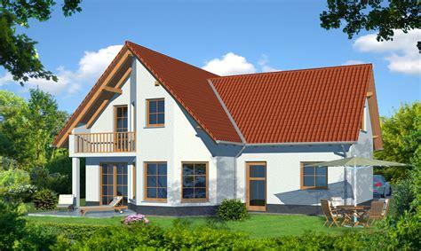 haus mit balkon landhaus mit balkon und garagenanbau richter haus