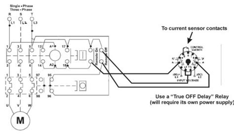 Time Delay Relay Wiring Diagram With Sensor by Dayton Time Delay Relay Wiring Diagram Periodic