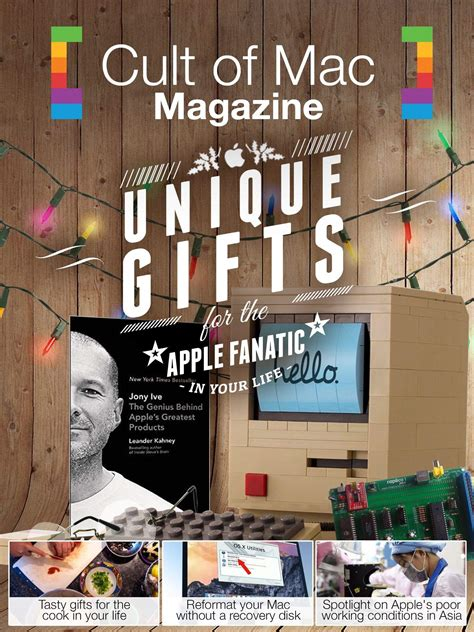 cult of mac christmas ideas icymi unique gifts for the apple fanatic in your cult of mac