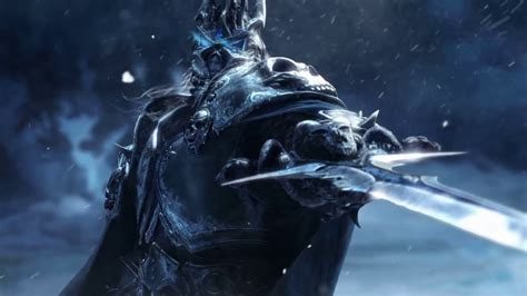 Sodapoppin Animated Wallpaper - arthas lich king animated wallpaper 1