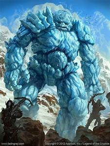 14 best images about d&d ice elemental on Pinterest ...