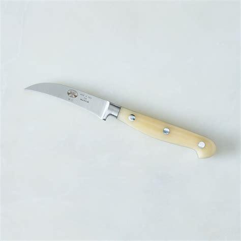 white kitchen knives berti white handled kitchen knives on food52