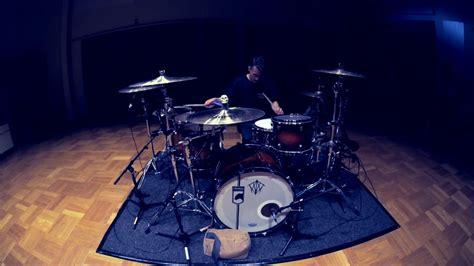 alan walker matt faded mcguire drum remix