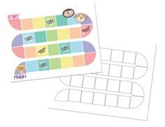 board game templates images board game template