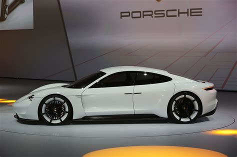 porsche mission e doors audi 39 s search for a halo supercar may end with mission e