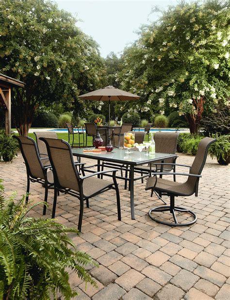 garden oasis harrison 5 bar set outdoor living