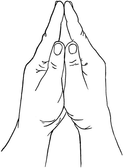 Praying hands praying hand prayer hands clipart clipart