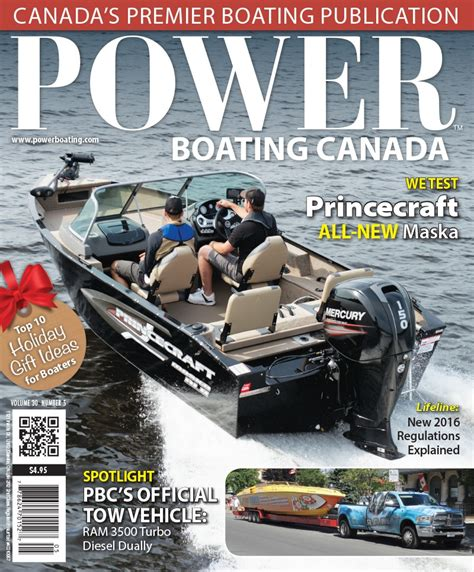 Power Boating Magazine Canada by Digital Magazines Power Boating Canada