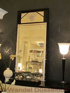 Spiegel Art Deco : 01467 gro er art deco spiegel wandel antik ~ Whattoseeinmadrid.com Haus und Dekorationen