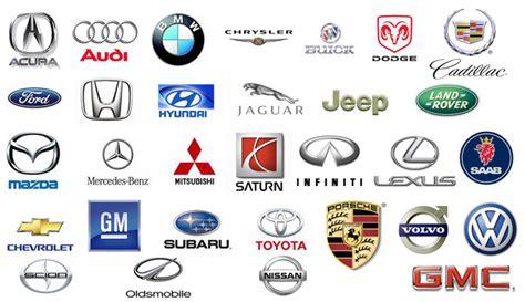 Popular Car Brand Logos