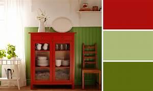 Le Mauve Se Marie Avec Quelle Couleur : quelles couleurs se marient avec le rouge ~ Nature-et-papiers.com Idées de Décoration