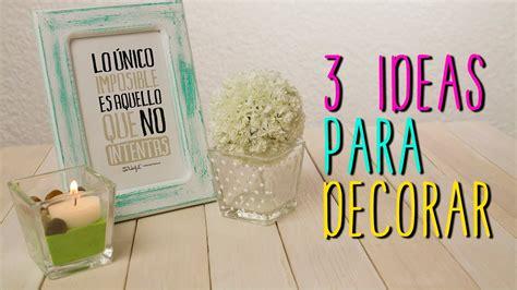 decorar tu cuarto diy 3 ideas para decorar tu cuarto diy estilo vintage