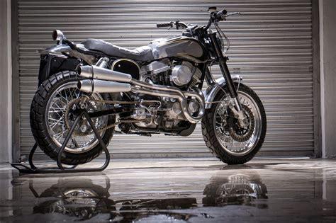 Motorcycle : Harley-davidson American Scrambler