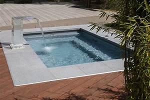 Mini Pool Terrasse : c side kein schwimmbad kein whirlpool aber ein pool ibatec ag ~ Orissabook.com Haus und Dekorationen