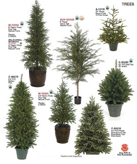 Arizona Tile Miramar Rd by 17 Accessories Artificial Fir Christmas Tree 3m