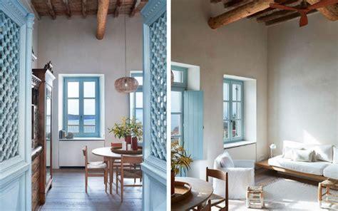 century greek house   carefully restored