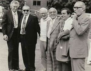 Outfit aldermen and made guys Fred Roti and Pat Marcy2nd last and last on right. | Gangsters ...