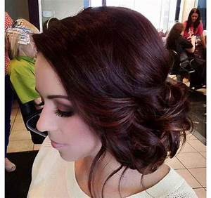 Side UpDo for Homecoming, Prom, Wedding | Fancy updos ...