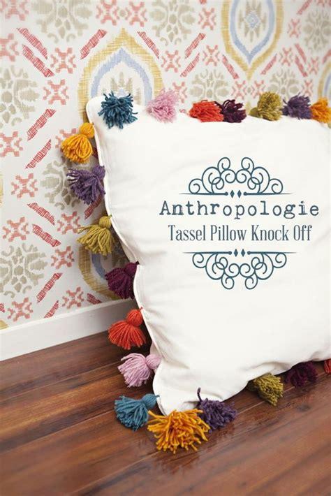 easy diy decorative pillow tutorials ideas