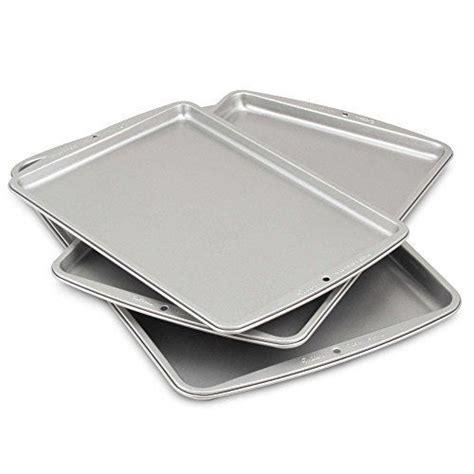 dishwasher sheets safe sheet cookie wilton baking pan