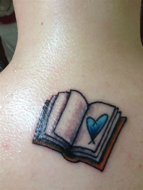 Book Tattoos Designs, Ideas And Meaning  Tattoos For You