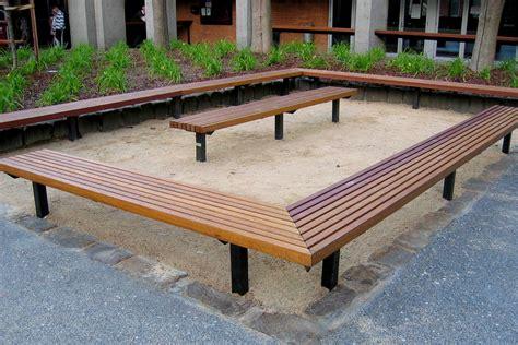 park bench for standard park bench m systems australia