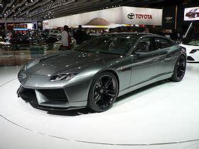 Lamborghini Estoque - Wikipedia
