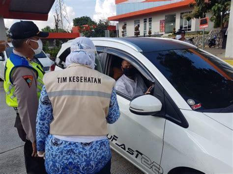 jelang psbb kabupaten tangerang polres cilegon perketat