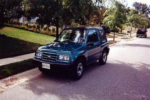 Cars I Haved Owned  1997 Geo Tracker 2