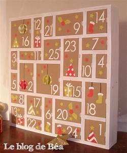Calendrier De L Avent En Bois à Décorer : diy calendrier de l 39 avent le blog de b a ~ Zukunftsfamilie.com Idées de Décoration