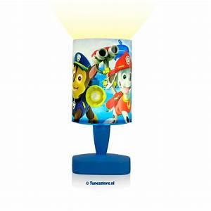 Paw Patrol Lampe : paw patrol led lamp met kleuren en sterrenhemel ~ Whattoseeinmadrid.com Haus und Dekorationen
