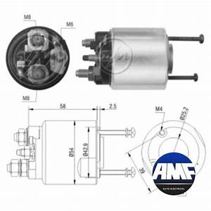 New Starter Solenoid Relay For Ford Fiesta    Renault