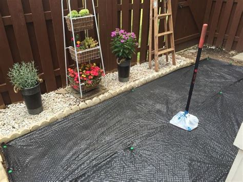 Diy Landscaping Project