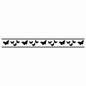 Deco En Ligne : incroyable deco maison blanc et gris 12 stickers frise papillons achetez en ligne evtod ~ Preciouscoupons.com Idées de Décoration
