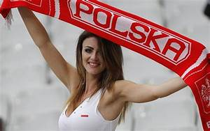 Polish Miss Euro 2016 Cheers for National Football Team in ...