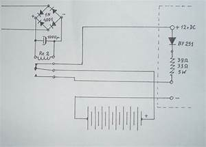 The Simplest Rechargeable Battery Circuit  And Save The