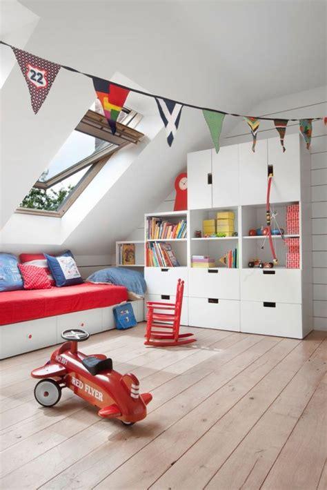 armoire chambre bebe meuble rangement enfant ikea stuva