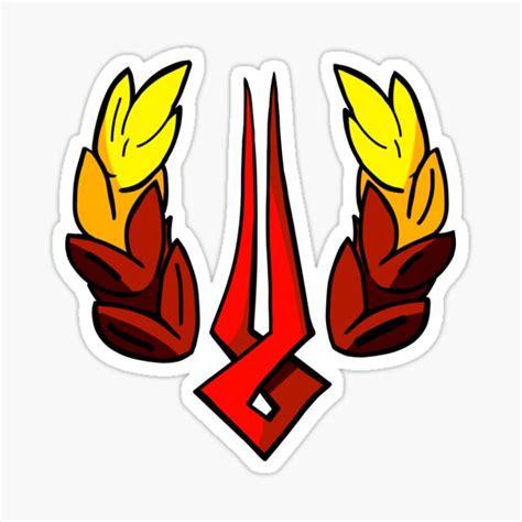 hades supergiant stickers game zagreus loading redbubble symbol sticker
