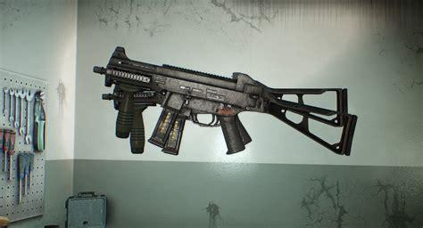 Akimbo Jackal Submachine Guns