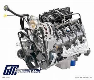 Gm 4 8l Liter V8 Vortec L20 Engine Info  Power  Specs
